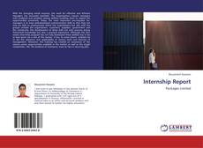 Portada del libro de Internship Report