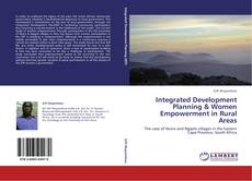 Bookcover of Integrated Development Planning & Women Empowerment in Rural Areas