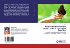 Bookcover of Language Development through Synectics Model of Teaching