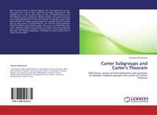 Buchcover von Carter Subgroups and Carter's Theorem