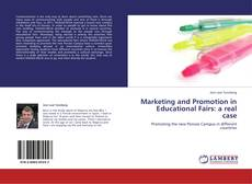 Marketing and Promotion in Educational Fairs: a real case kitap kapağı