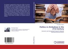 Bookcover of Politics in Zimbabwe in the 21st Century