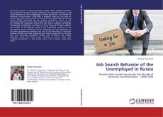 Bookcover of Job Search Behavior of the Unemployed in Russia