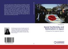 Обложка Social Conformity and Nationalism in Japan