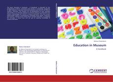 Bookcover of Education in Museum