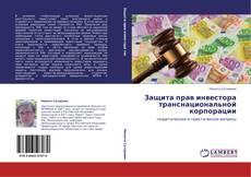Обложка Защита прав инвестора транснациональной корпорации