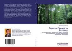 Tagore's Passage to Germany kitap kapağı