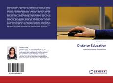 Bookcover of Distance Education