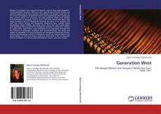 Bookcover of Generation West