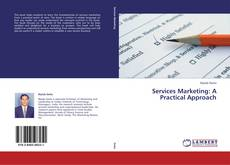 Bookcover of Services Marketing: A Practical Approach