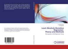 Bookcover of Least Absolute Deviation Regression Theory and Methods