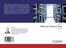 Portada del libro de CRM and Customer Data