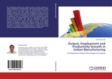 Bookcover of Output, Employment and Productivity Growth in Indian Manufacturing