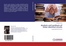 Buchcover von Analysis and synthesis of linear electrical circuits