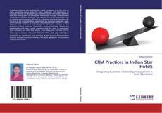 Portada del libro de CRM Practices in Indian Star Hotels