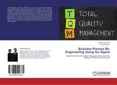 Business Process Re-Engineering Using Six Sigma kitap kapağı