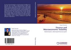 Bookcover of Finance and Macroeconomic Volatility