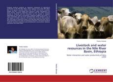 Portada del libro de Livestock and water resources in the Nile River Basin, Ethiopia