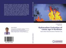 Обложка Hydrocarbon Evaluation of Liassic age in Kurdistan