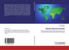 Bookcover of Global Mental Health