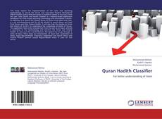 Bookcover of Quran Hadith Classifier