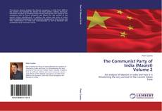 Обложка The Communist Party of India (Maoist)  Volume 2
