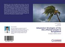 Couverture de Adaptation Strategies of the Aila affected people in  Bangladesh