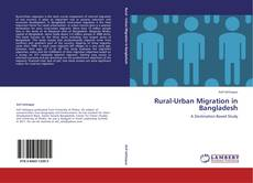 Rural-Urban Migration in Bangladesh的封面