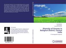 Bookcover of Diversity of Grasses in Balaghat District, Central India