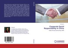 Bookcover of Corporate Social Responsibility in China