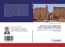 Portada del libro de Camera auto-calibration from a sequence of images