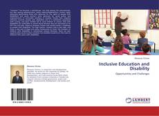 Buchcover von Inclusive Education and Disability