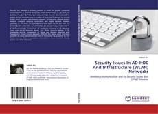 Bookcover of Security Issues In AD-HOC And Infrastructure (WLAN) Networks