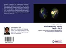 Couverture de A dead end or a new beginning?