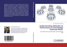 Bookcover of Understanding Attitudes to Performance in Knowledge Intensive Work: