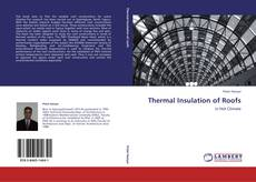 Bookcover of Thermal Insulation of Roofs
