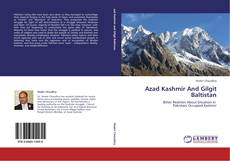 Couverture de Azad Kashmir And Gilgit Baltistan