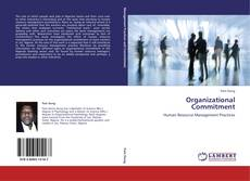 Bookcover of Organizational Commitment