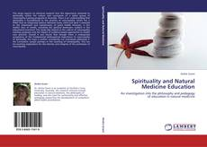 Spirituality and Natural Medicine Education kitap kapağı