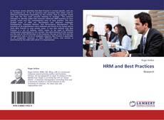 HRM and Best Practices的封面