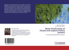 Обложка Water Productivity of Closed and Capture Fishery Systems