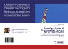 Bookcover of Formal Verification of Communication Protocols for Wireless Networks