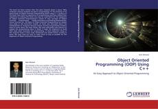 Обложка Object Oriented Programming (OOP) Using C++