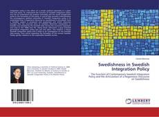 Swedishness in Swedish Integration Policy kitap kapağı