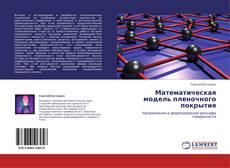 Copertina di Математическая модель пленочного покрытия