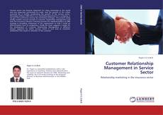 Copertina di Customer Relationship Management in Service Sector
