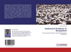 Bookcover of Settlement Problems in Bangladesh