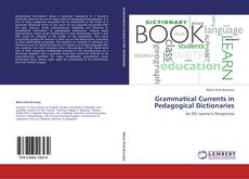Bookcover of Grammatical Currents in Pedagogical Dictionaries