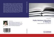 Public Relations Education in Malaysia kitap kapağı