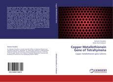 Bookcover of Copper Metallothionein Gene of Tetrahymena